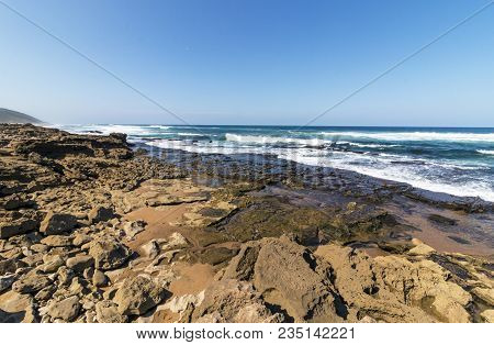 Mission Rocks Beach In Isimangaliso Wetland Park South Africa