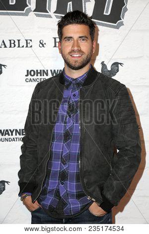 LOS ANGELES - APR 5:  Ryan Rottman at the Yardbird Southern Table & Bar Los Angeles Grand Opening on the Yardbird Southern Table & Bar on April 5, 2018 in Los Angeles, CA