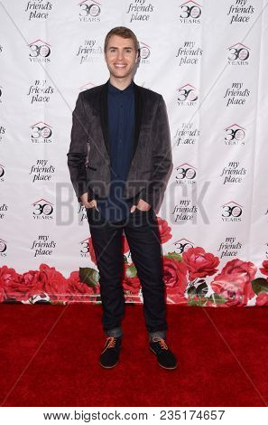 LOS ANGELES - APR 7:  Shane Bitney Crone at the My Friend's Place 30th Anniversary Gala on the Hollywood Palladium on April 7, 2018 in Los Angeles, CA