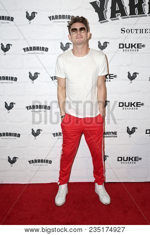 LOS ANGELES - APR 5:  James Kennedy at the Yardbird Southern Table & Bar Los Angeles Grand Opening on the Yardbird Southern Table & Bar on April 5, 2018 in Los Angeles, CA
