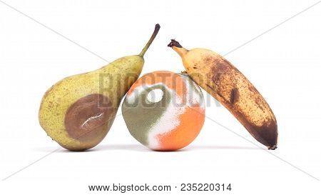 Fruit Rotting Isolated