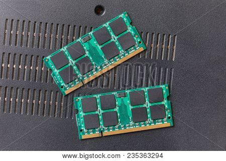 Memory modules for laptop upgrade
