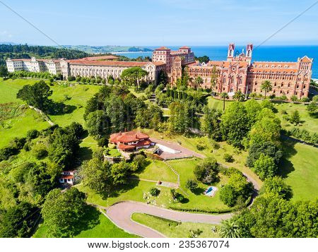 University Center Or Comillas Pontifical University Or Universidad Pontificia Is A Private Universit