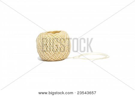 A ball of twine