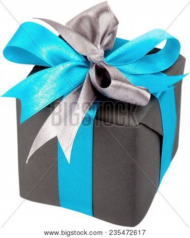 Gift Present Wrapped Present Bow Christmas Gift Christmas Present Birthday Gift