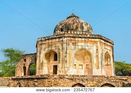 Tomb Of Mohd Quli Khan In Delhi, The Capital Of India