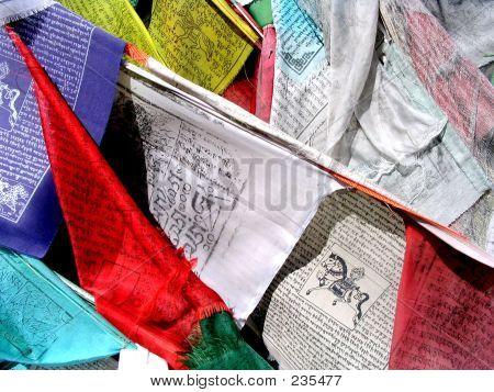 Napalese Praying Flags