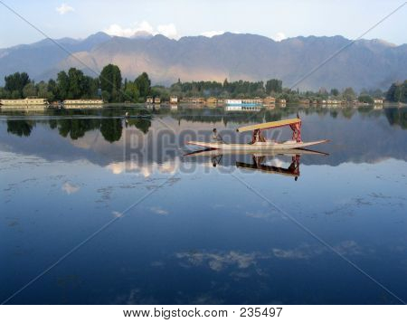 Boat Reflection II