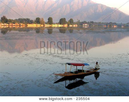 Boat Reflection III