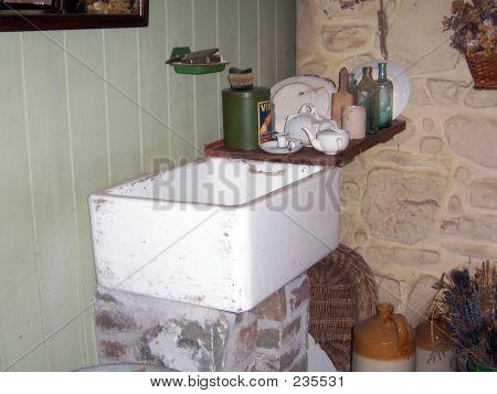Victorian Kitchen 1