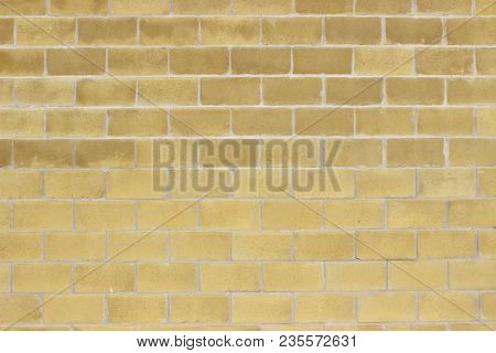 Cropped Shot Of A Facebrick Wall. The Wall. Old Brick Wall Background.wall Texture Grunge Background