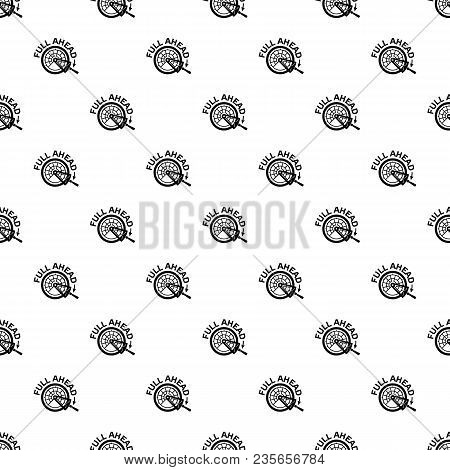 Full Ahead Pattern Vector Seamless Repeating For Any Web Design