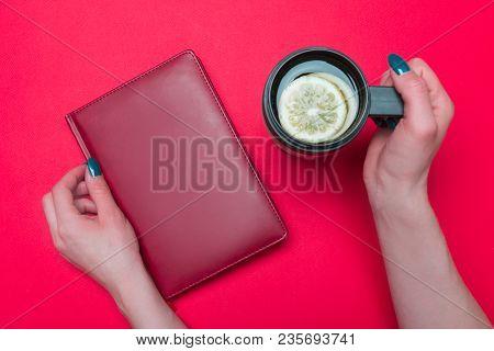 Thermo Mug With Tea