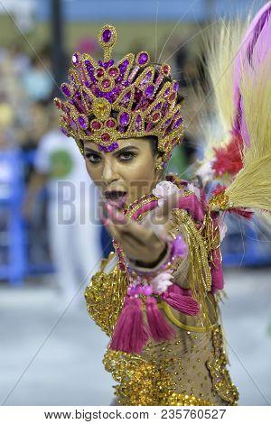 Carnival 2018 - Imperio Serrano