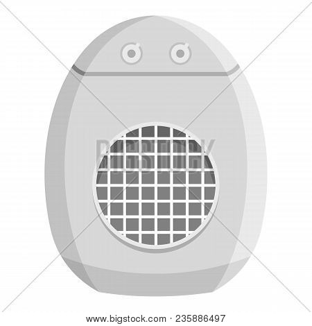 Portable Conditioner Icon. Flat Illustration Of Portable Conditioner Vector Icon For Web