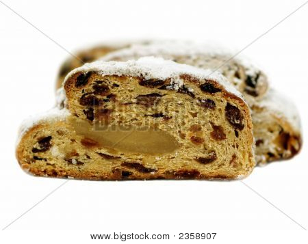 Christstollen - Traditional German Christmas Bread