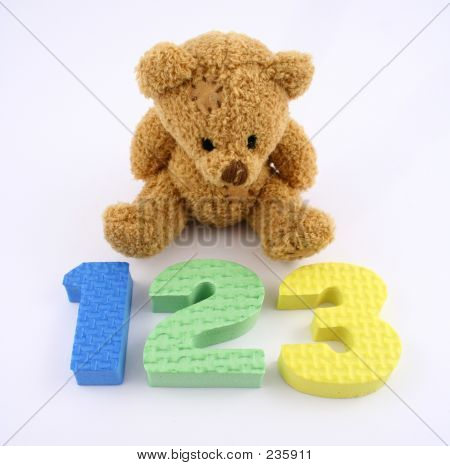 Bear And Numbers