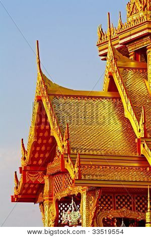 The Royal Crematorium (Phra Men)