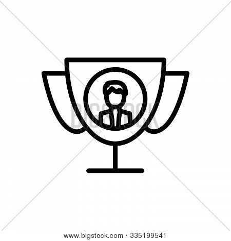 Black Line Icon For  Best-proposal Best Proposal  Motion