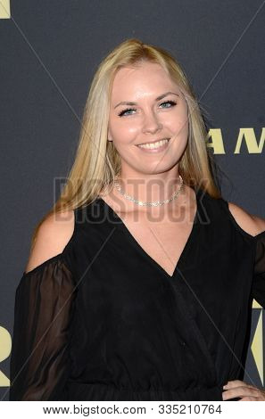 LOS ANGELES - NOV 20:  Bailey Rayne at the XBIZ Nominations Gala at the W Hollywood Hotel on November 20, 2019 in Los Angeles, CA