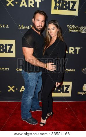 LOS ANGELES - NOV 20:  Chad White at the XBIZ Nominations Gala at the W Hollywood Hotel on November 20, 2019 in Los Angeles, CA