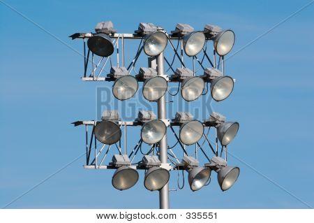 Sports Field Lights