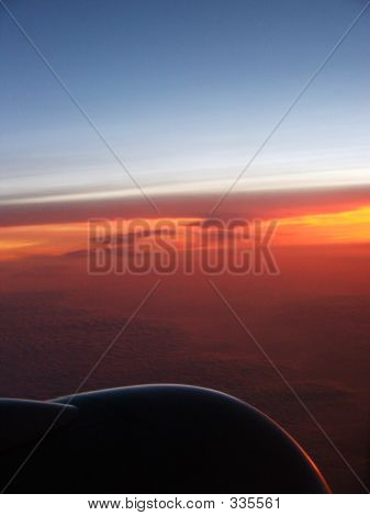 Sunrise On The Redeye