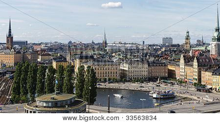 Stockholm Old Town (Gamla Stan), Sweden