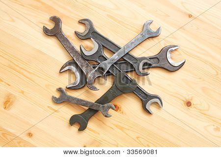 Pile Of Spanners