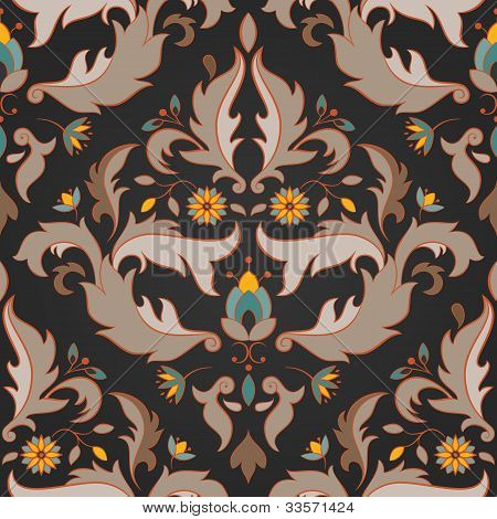 Antique seamless pattern