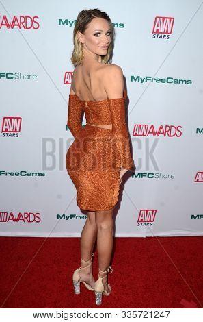 LOS ANGELES - NOV 21:  Emma Hix at the 2020 AVN Awards Nominations Party at the Avalon on November 21, 2019 in Los Angeles, CA