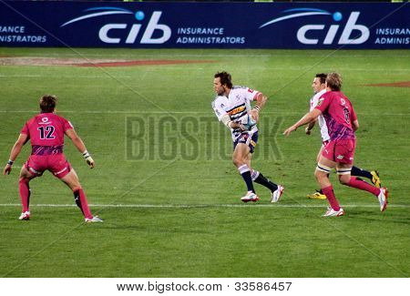 Rugby Peter Grant Stormers South Africa 2012