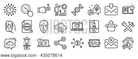 Set Of Technology Icons, Such As Product Knowledge, Crane Claw Machine, Work Home Icons. Incoming Ma
