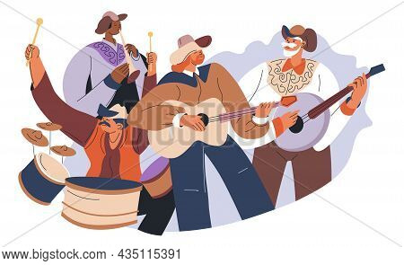 Country Genre Of Music, Group Or Band Of Senior