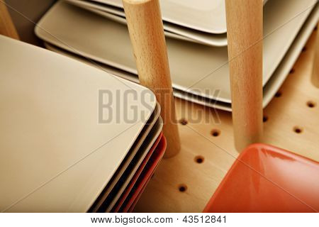 Divider In Plate Drawer