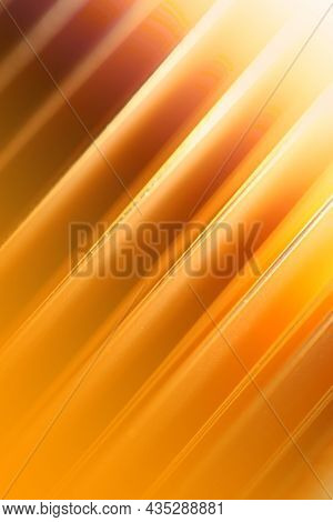 Hot computer processor chip copper cooler abstract background