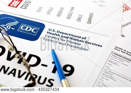 Cdc Coronavirus Department Of Health And Human Service