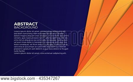 Abstract Orange Blue Background Of Gradient Smooth Background Texture On Elegant Rich Luxury Background Web Template Or Website Abstract Background Gradient Or Textured Background Paper