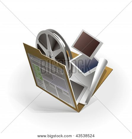 Multimedia content of a site