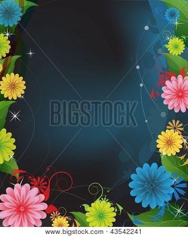 Mitternacht-Blumen