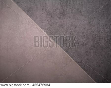Gray Black Color Wall Texture Material Background Paper Art Card Light Space Abstract Backdrop Banne
