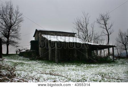 Mountain Rural Landscape
