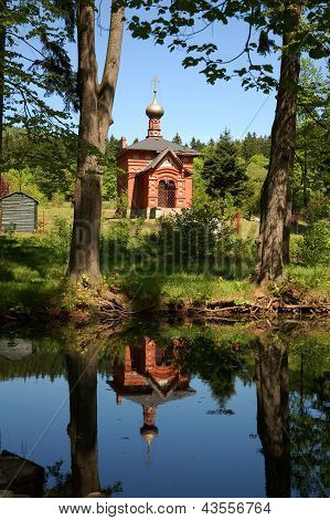 Church of the pond