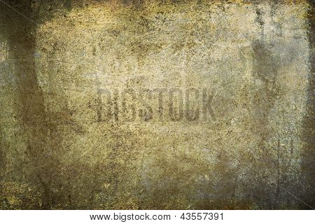 Wall Texture With Fisch Symbol
