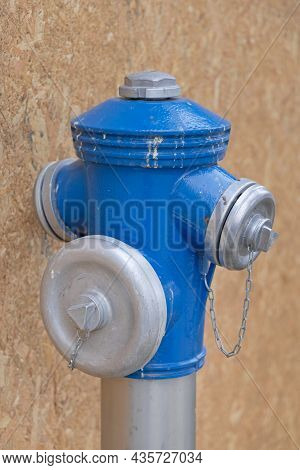 Fire Hydrant Water Pipe Valve Three Way Connection
