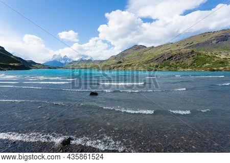 Torres Del Paine National Park Landscape, Chile