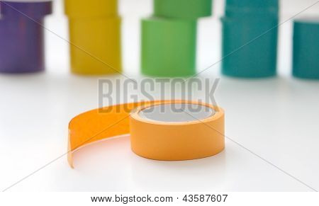 Colorful Tape
