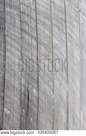 Abstract Architectural Patterns,switzerland, Ticino, Val Verzasca, Verzasca Dam