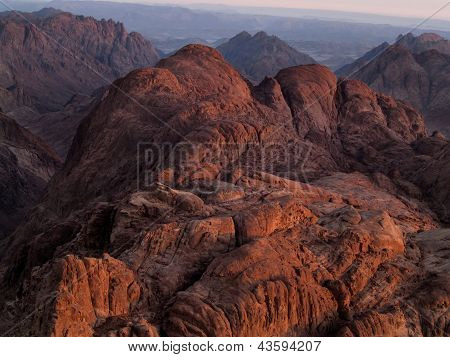 View From Mount Sinai