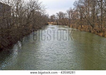 Bound Brook Stream
